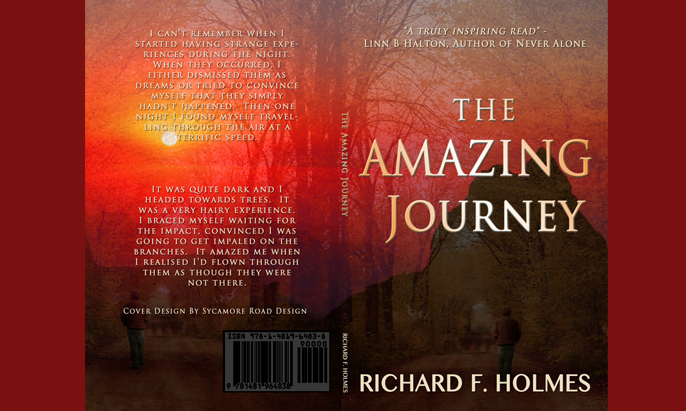 """""""The Amazing Journey"""" by the Amazing Richard F. Holmes"""
