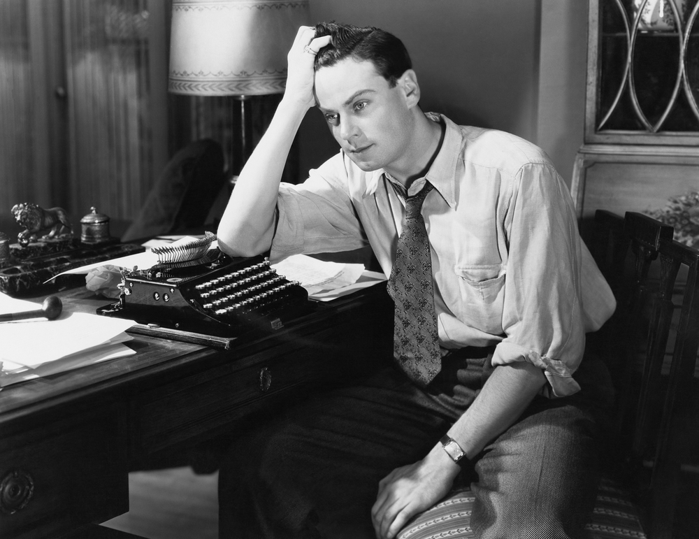 Writer's Block? Maybe You Need A Mission